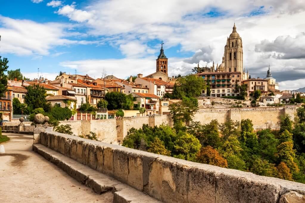 segovia, Catedral de Segovia