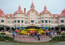 Semana mágica de Disney, Entrada a Disneyland