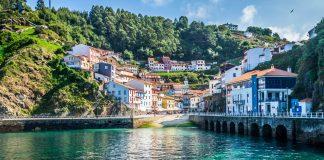 Viajar a Asturias, Cudillero