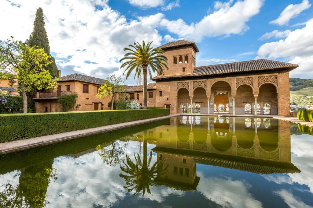 Viajar a Granada, El Partal