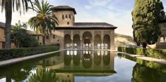 Viajar a Granada, La Alhambra