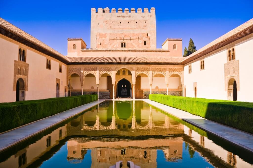 Viajar a Granada, Palacios Nazaríes