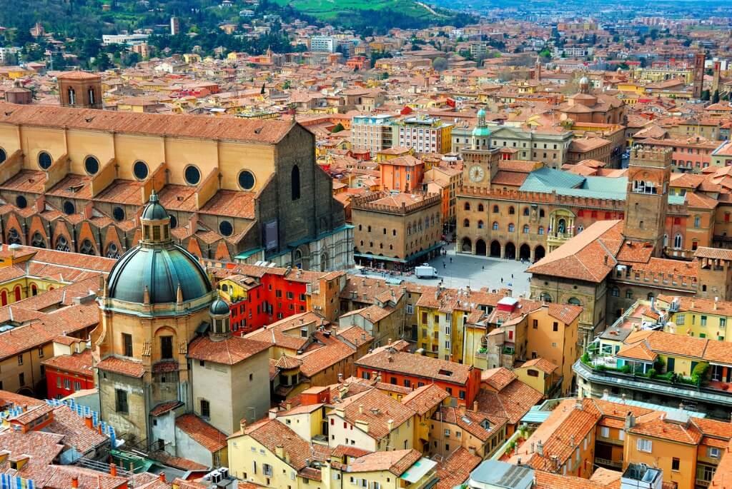 Viajes baratos Semana Santa, Bolonia