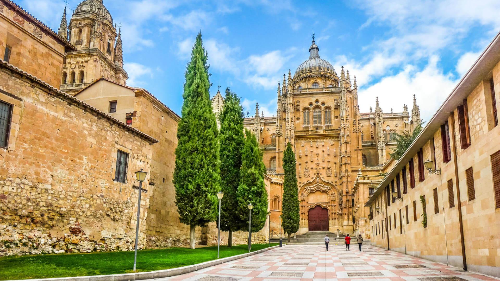 Viajes baratos Semana Santa, Salamanca