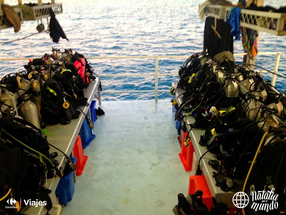 Equipos de submarinismo