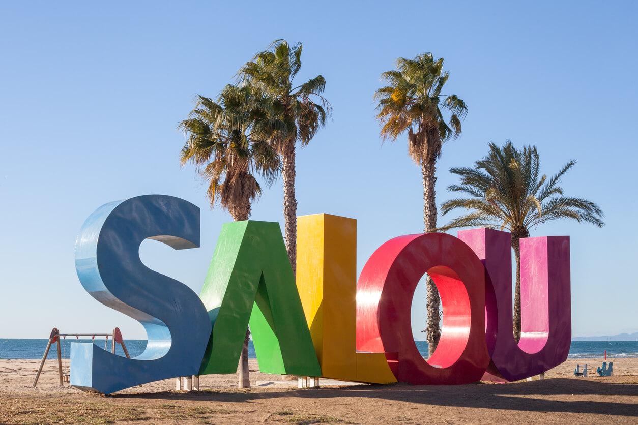 Prot Aventura playa Salou
