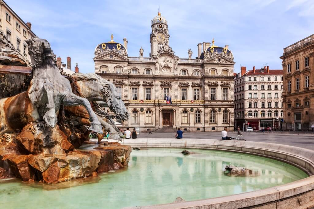 Ciudades francesas imprescindibles, Lyon