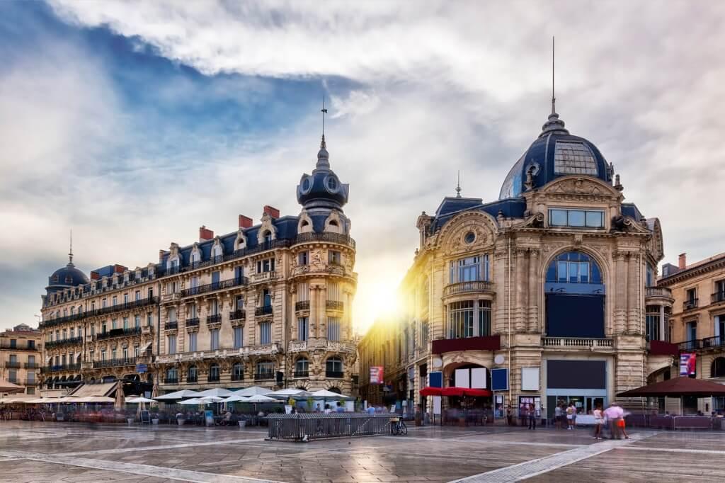 Ciudades francesas imprescindibles, Montpellier