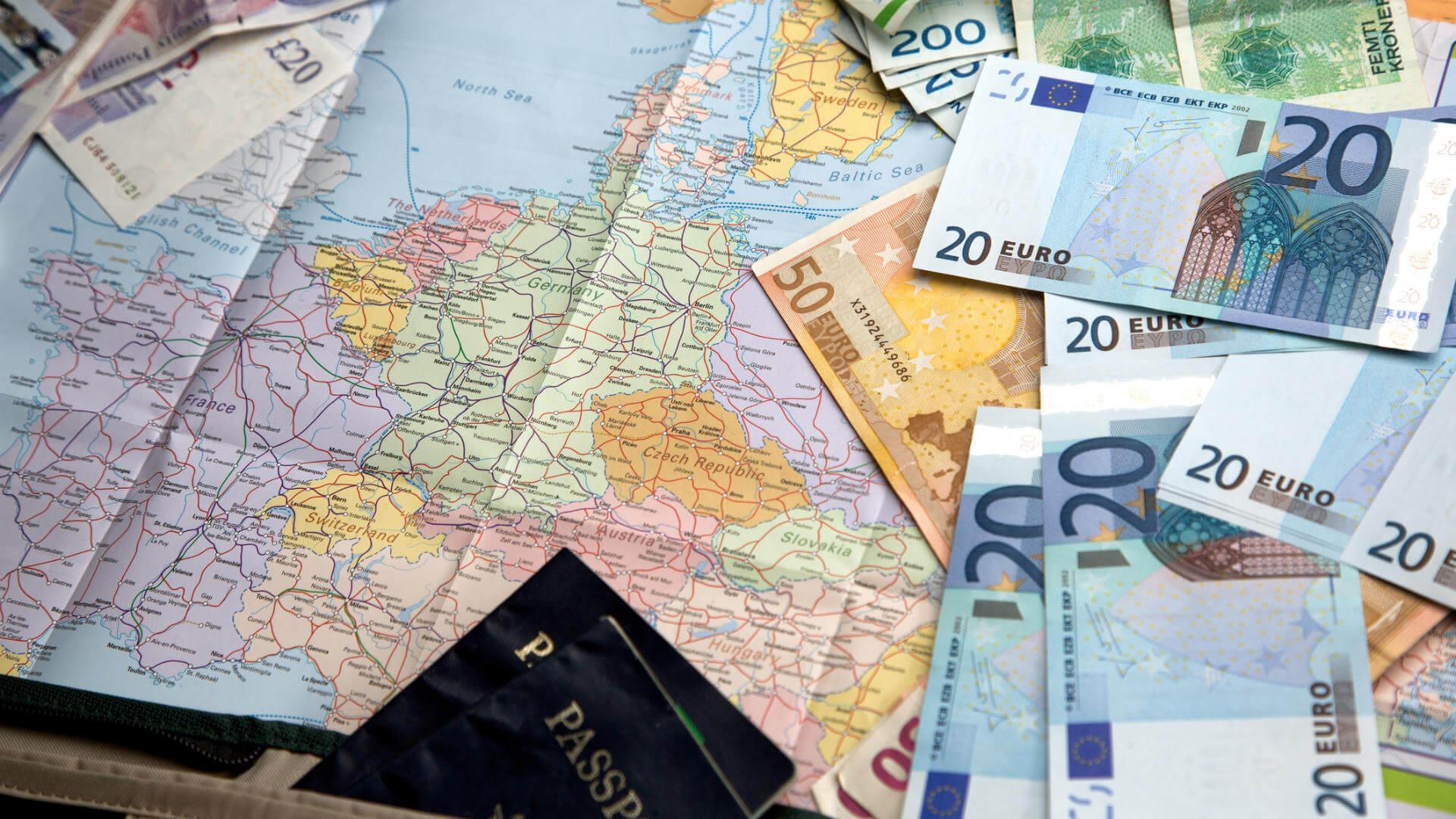 como llevar dinero viaje