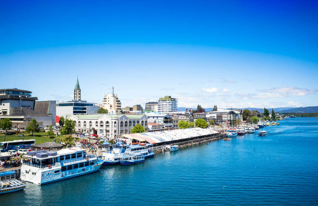 Consejos viajar Chile, Valdivia