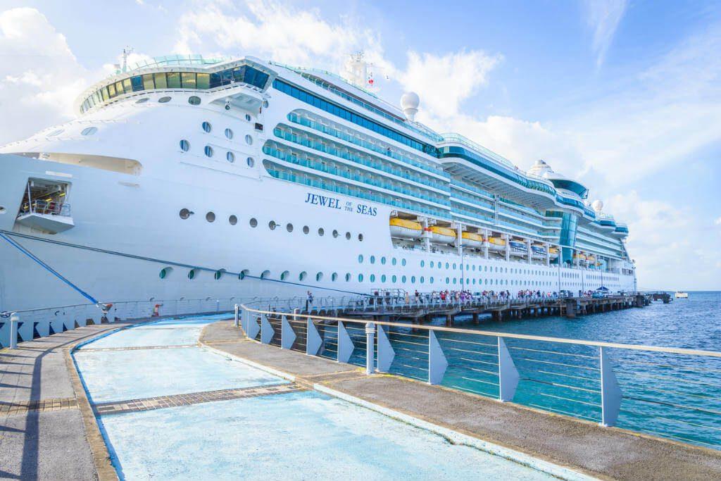 Symphony of the Seas, Crucero