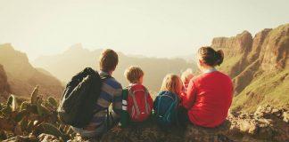 Escapada de fin de semana con hijos