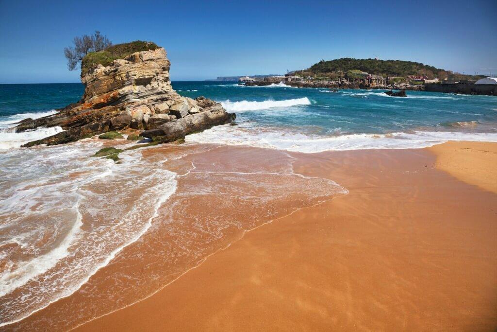 Las mejores playas del Cantábrico, Sardinero