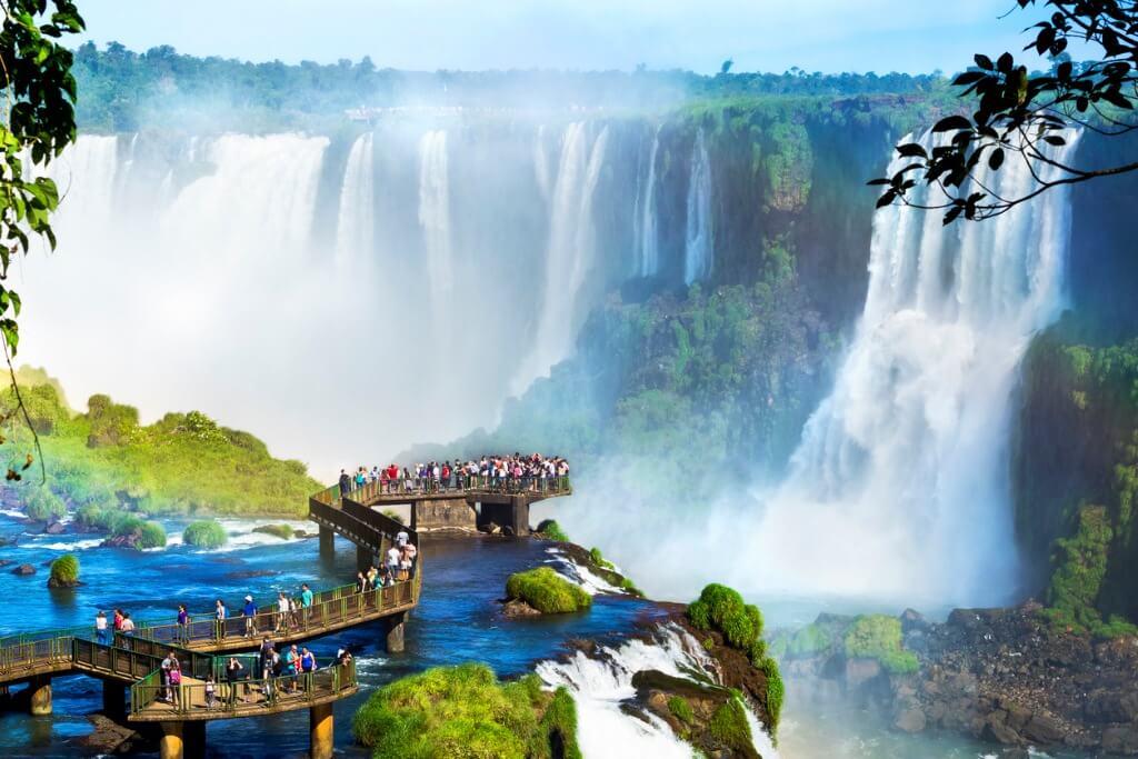 Mochileros Argentina, Cataratas Iguazú