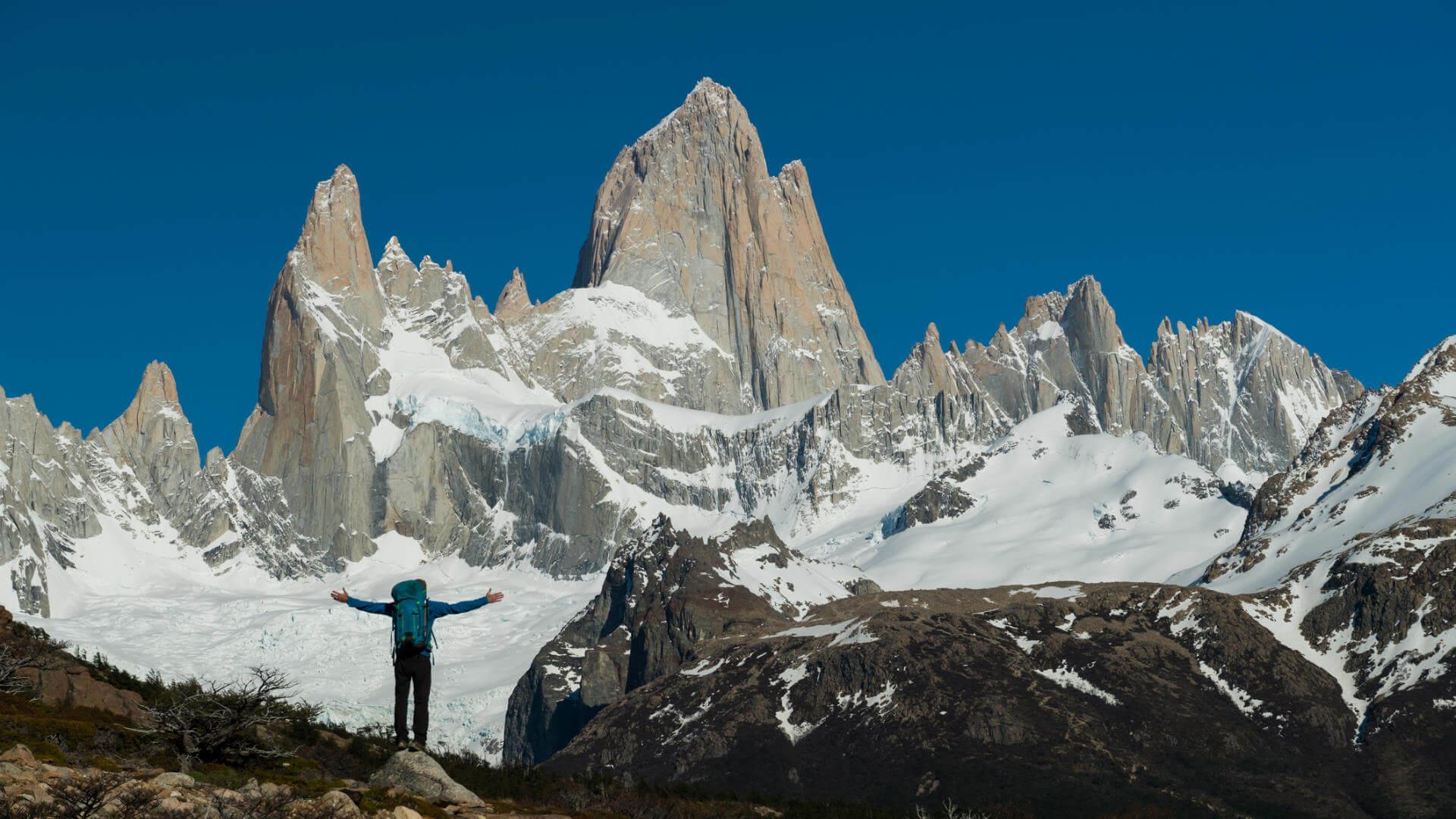 Mochileros Argentina, Trekking Patagonia