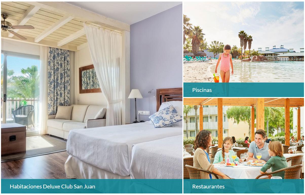 Oferta hotel caribe port aventura Viajes Carrefour