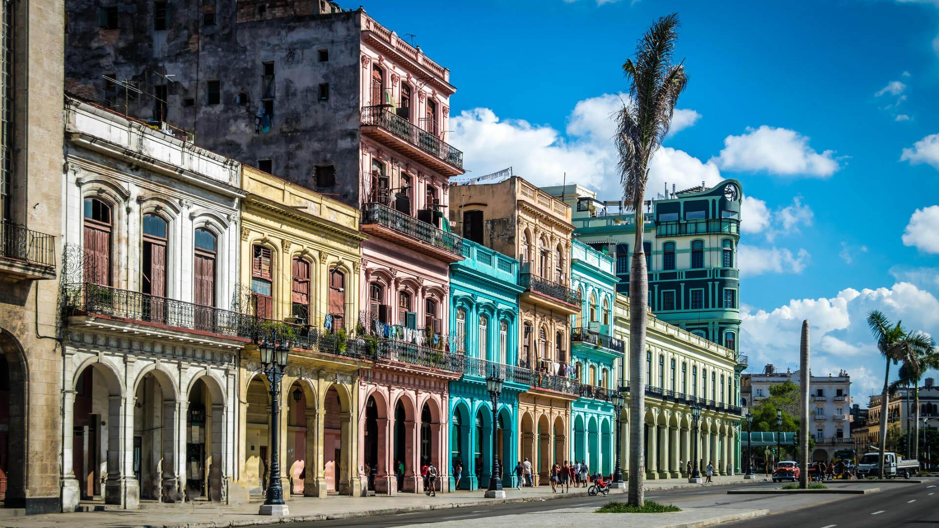 Preparar viaje a Cuba, La Habana