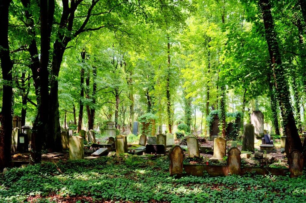 Qué ver en Cracovia, Cementerio de Remuh