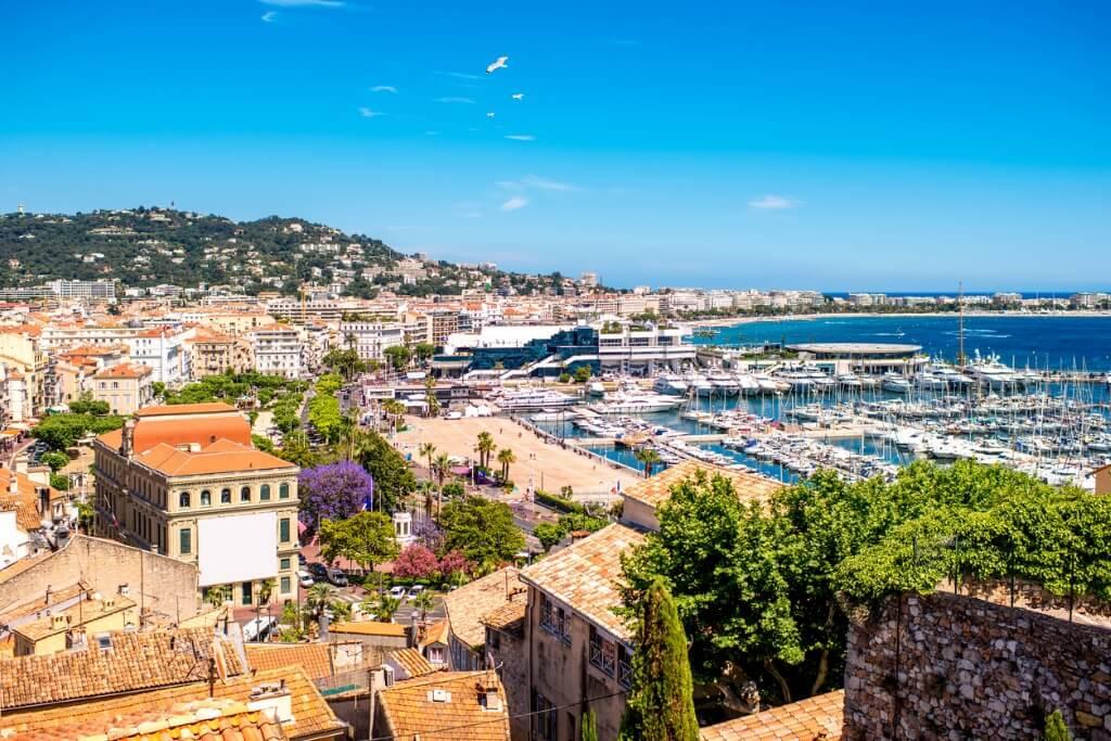 Qué ver en la Costa Azul, Cannes