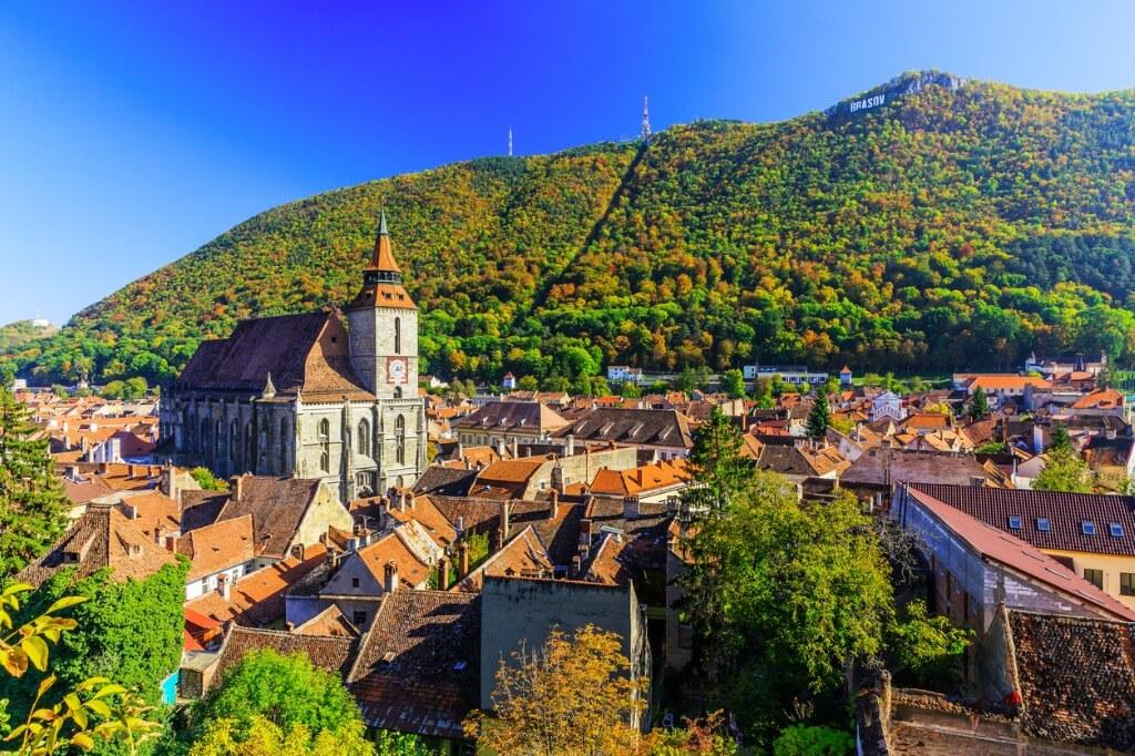 Qué ver en Rumanía, Brasov