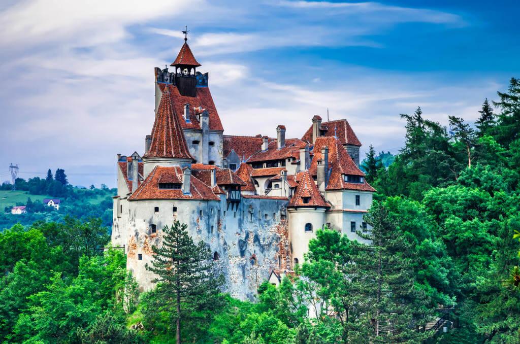 Qué ver en Rumanía, Castillo de Bran
