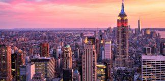 Que ver en Nueva York, Atardecer