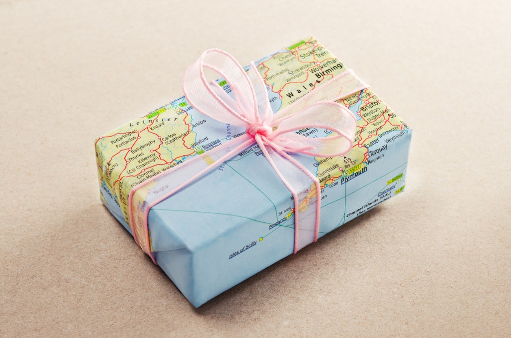 Viaje de regalo