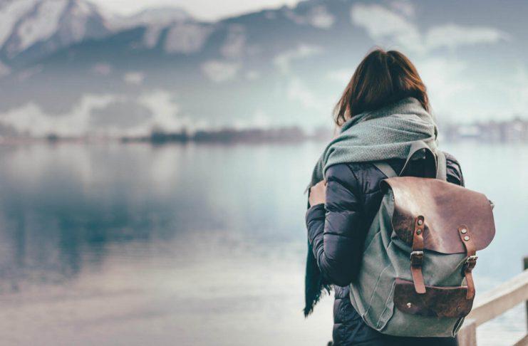 Regalos para viajeros, Mirando el paisaje