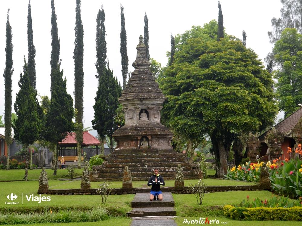 Rezo en Ulun Danu Batur