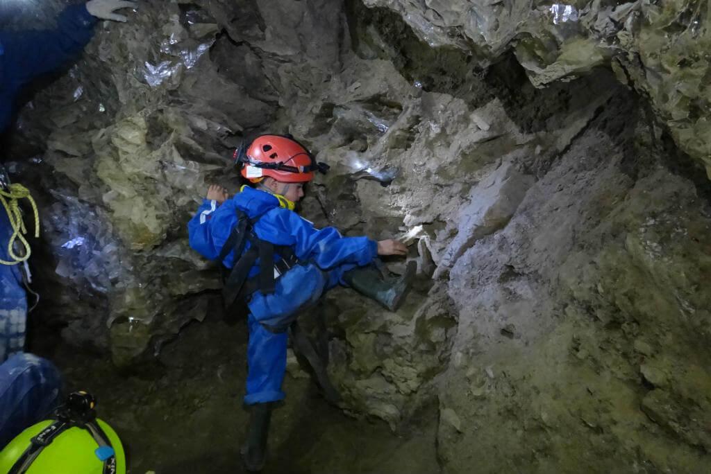 Semana Santa Almería, Cueva del Tesoro