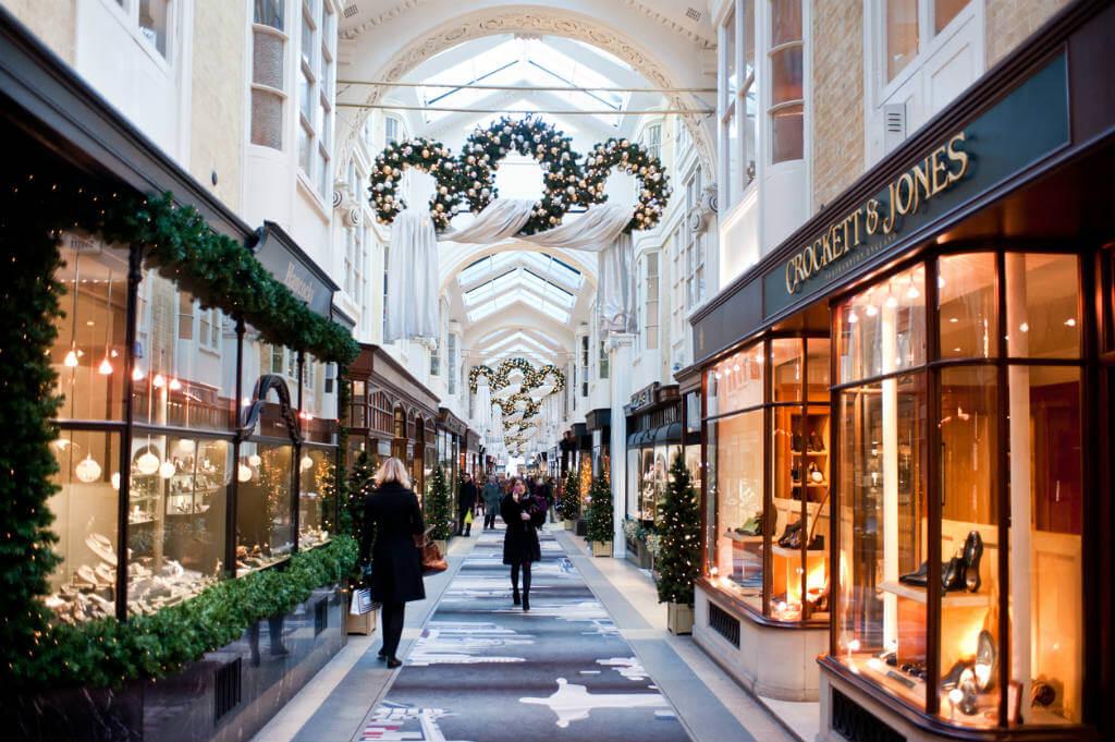 Shopping Viajes, Galería Burlington Road