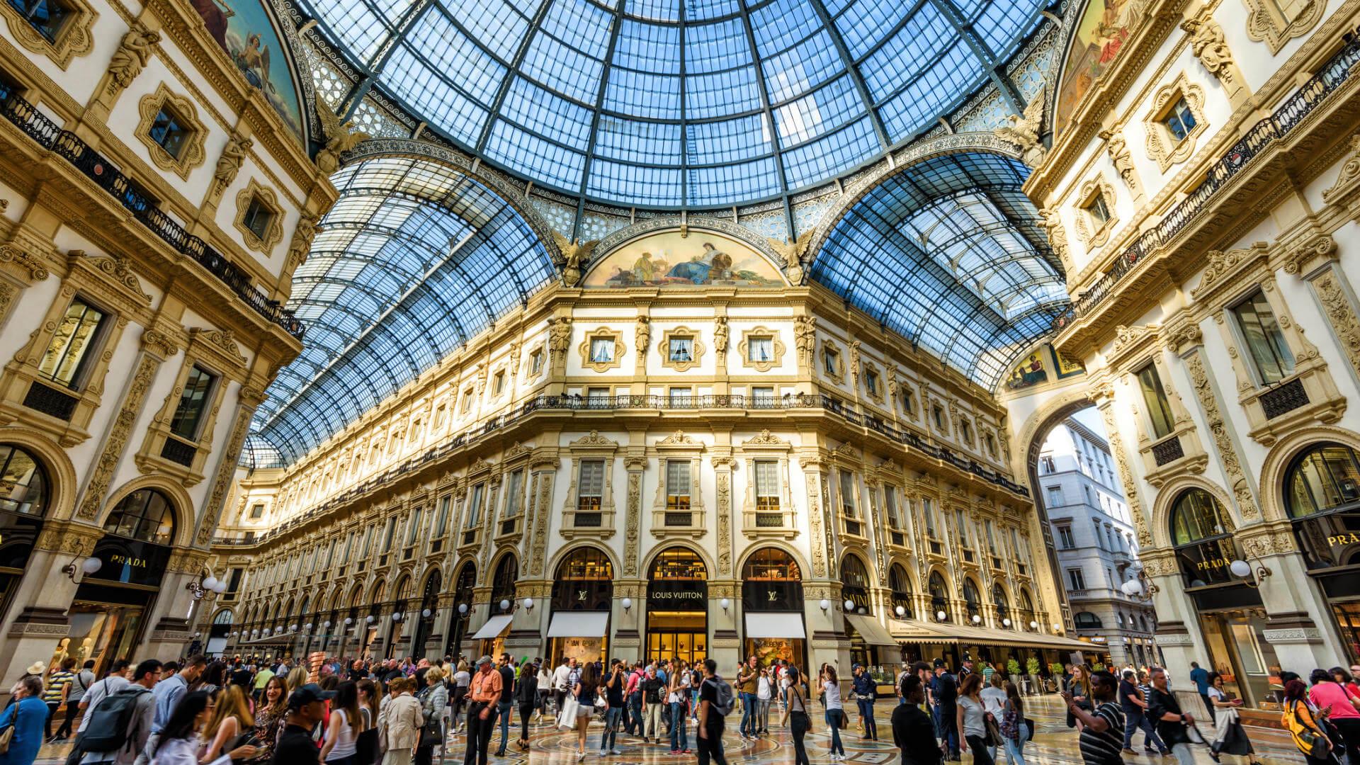 shopping viajes galeria vittorio emmanuelle1