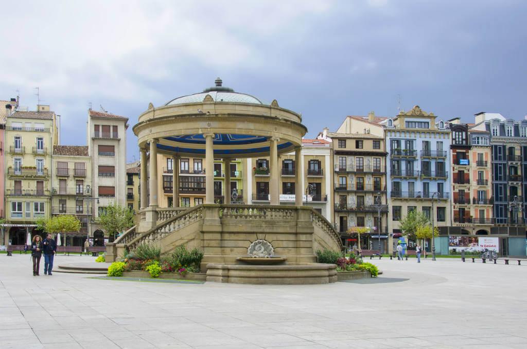 Turismo Navarra, Pamplona