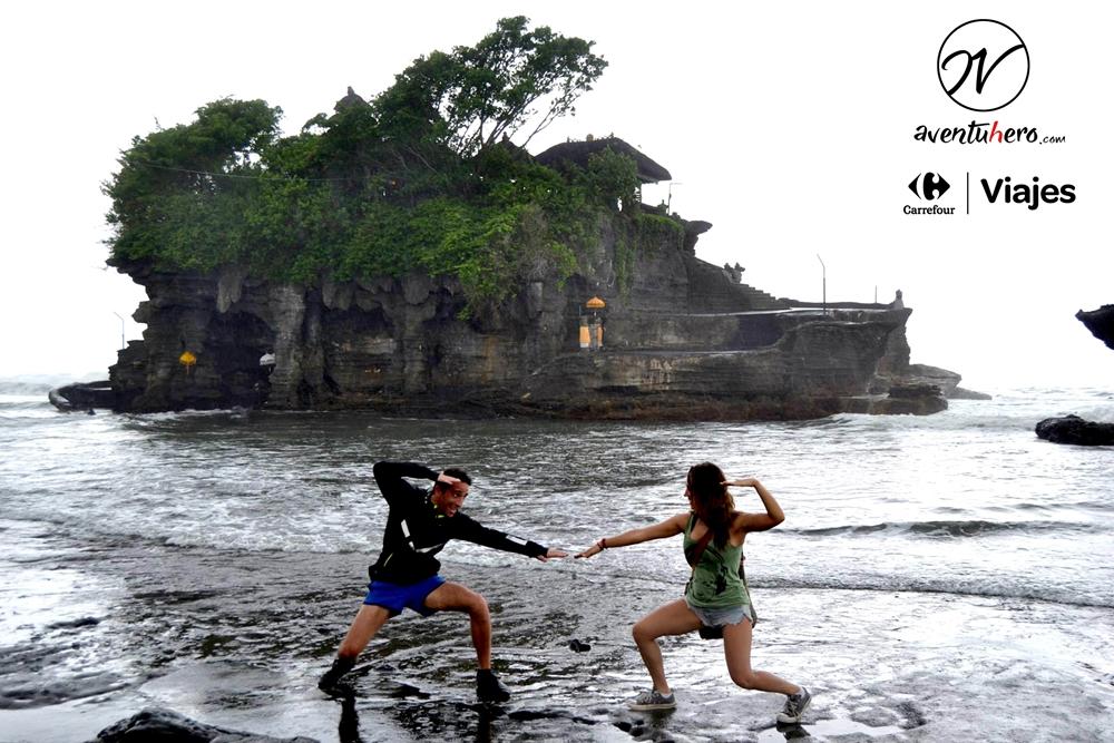 Pelea en Ulu Watu