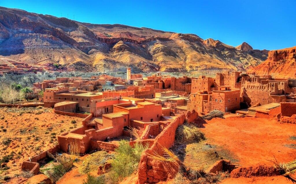 Vacaciones 2018, Marruecos