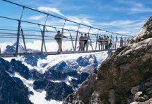 Vacaciones 2018, Suiza Puente Colgante