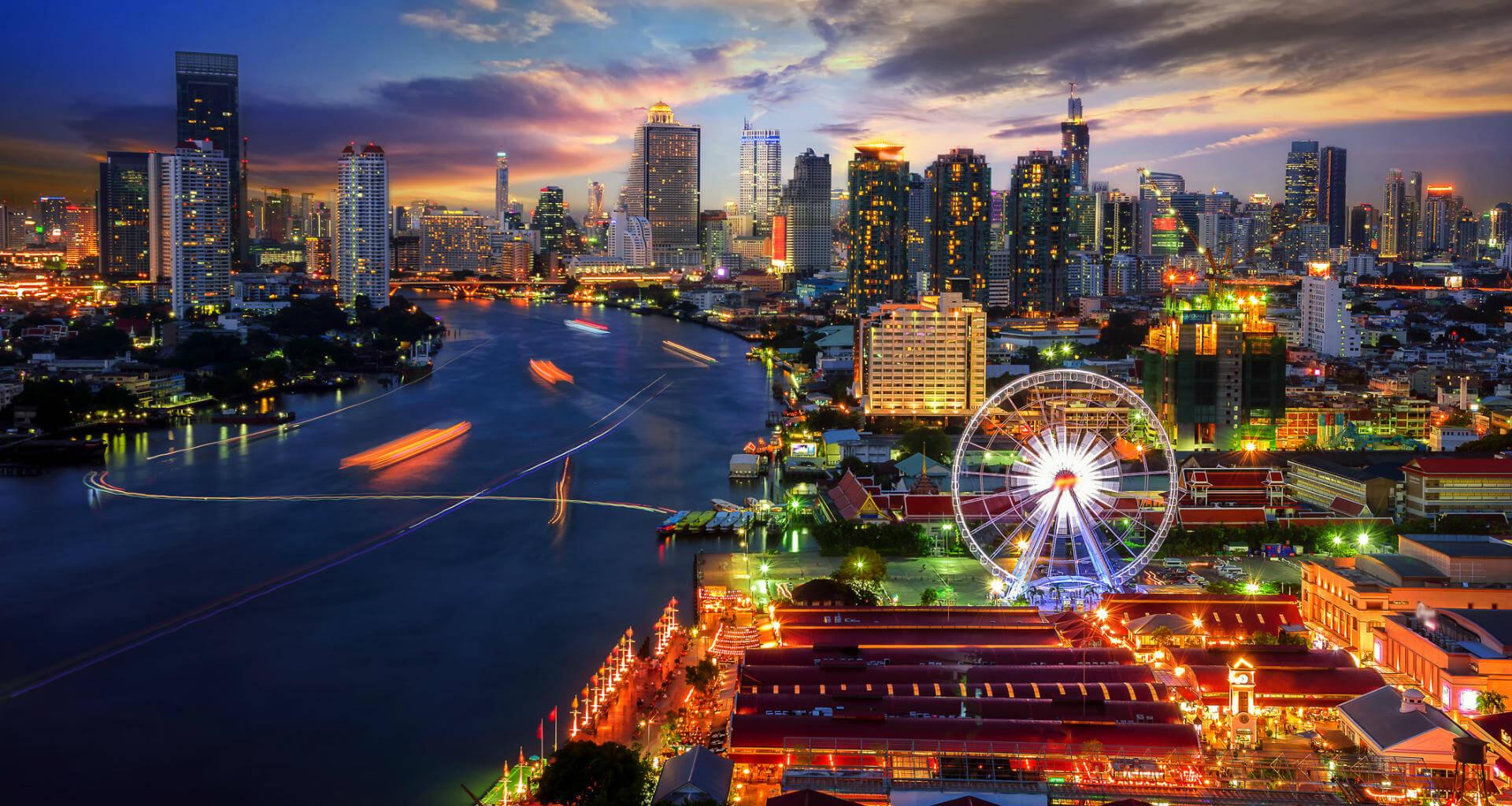 vacaciones en tailandia bangkok