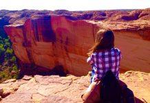 Viajar a Australia, Interior de Australia