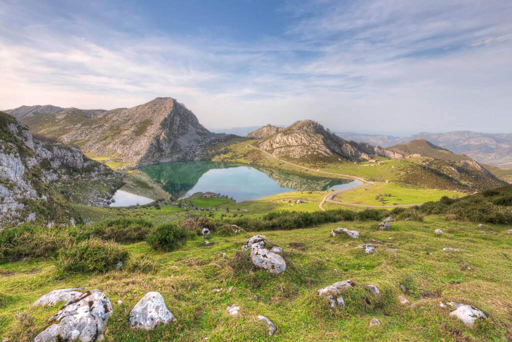 Viajar por España, Lagos de Covadonga