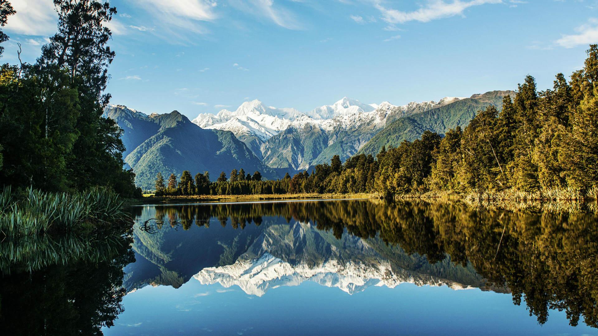 Nueva Zelanda Hd: Destinos Ideales Para Todo El Que Quiera Viajar Solo Por