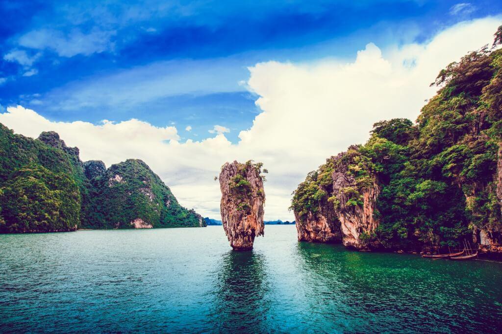 Viajar solo, Tailandia