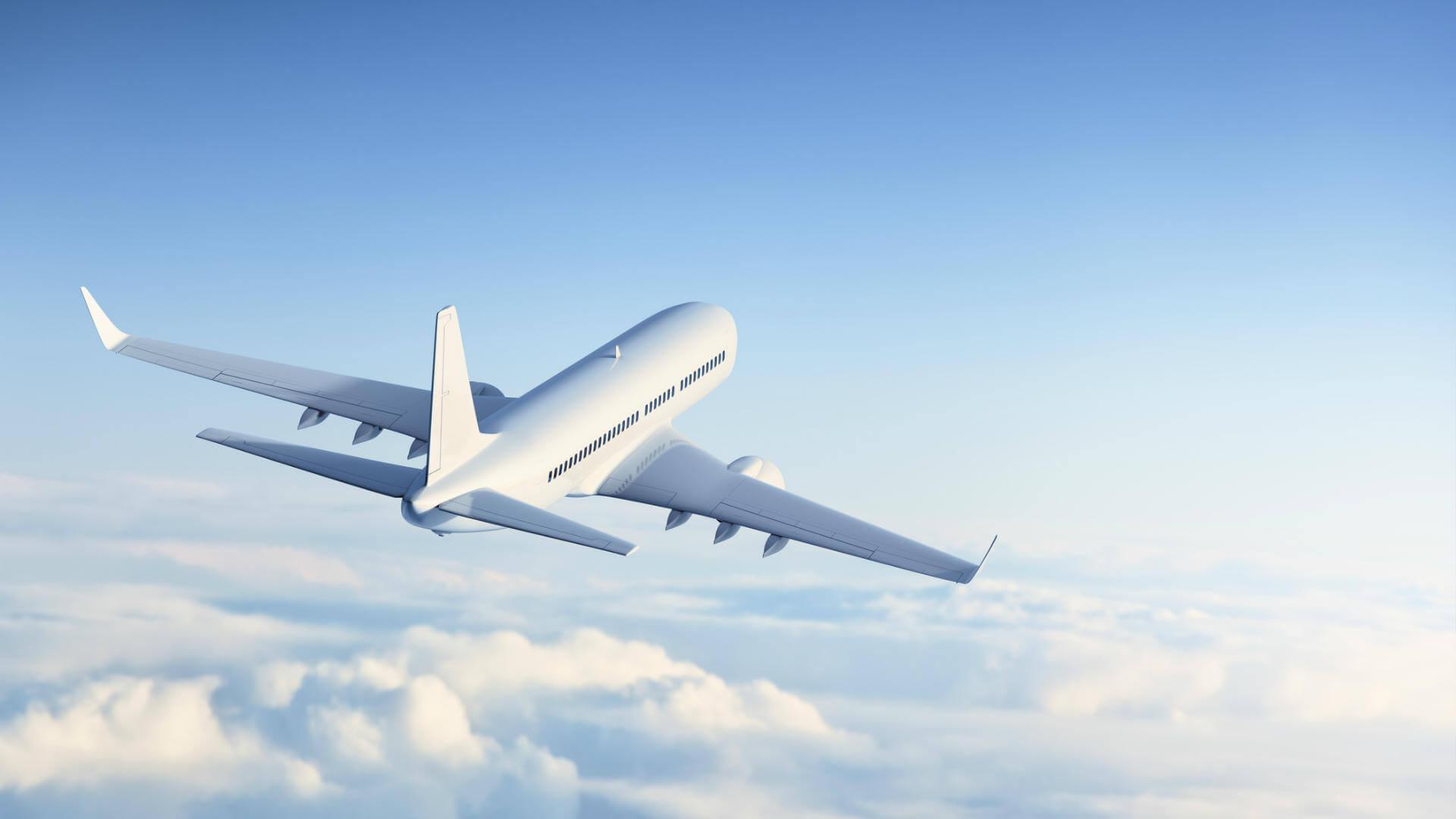 viajes en avion