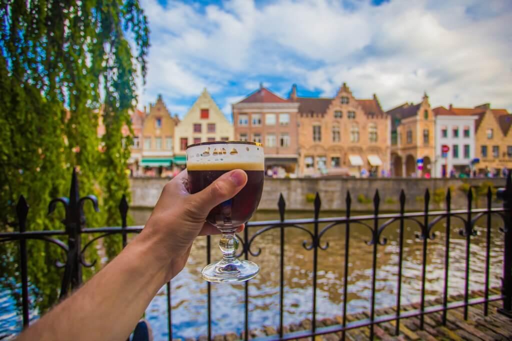 Bruselas, Cerveza belga