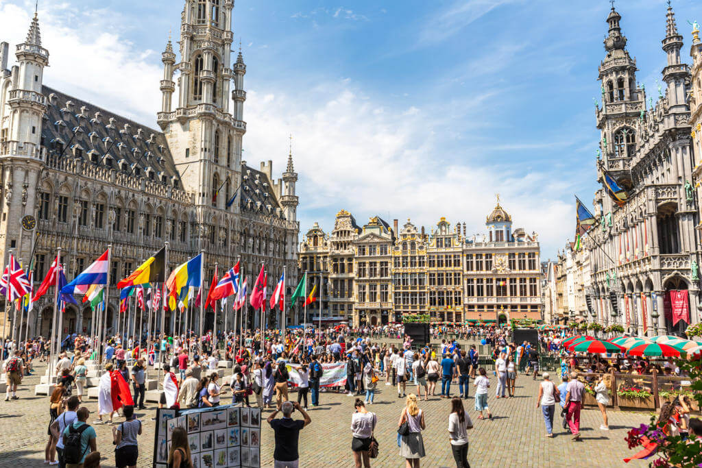 Bruselas, Grand Place