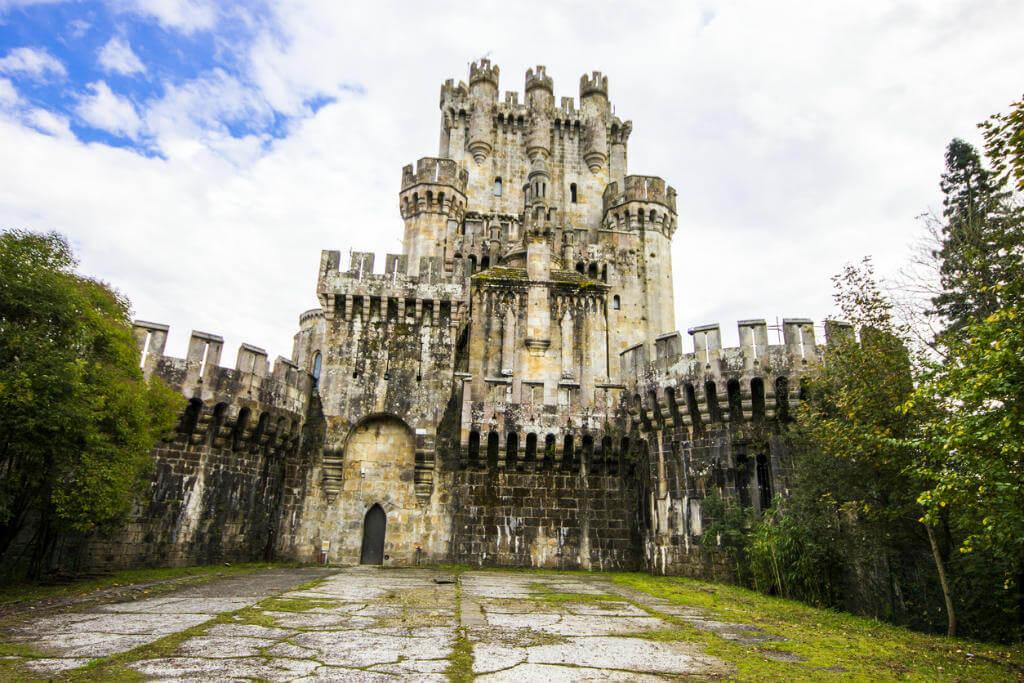 Castillos medievales, Castillo de Butrón