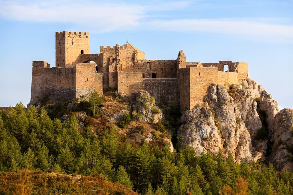 Castillos medievales, Castillo de Loarre