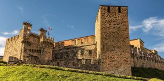 Castillos medievales, Castillo de Ponferrada