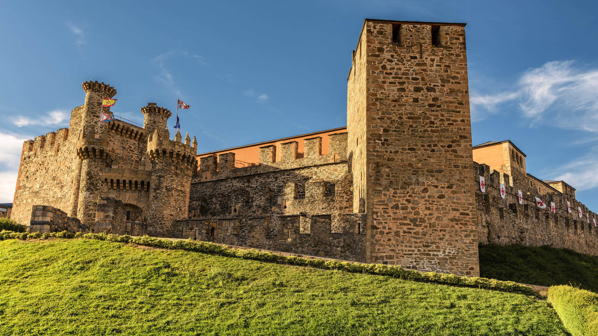 castillos medievales ponferrada 1