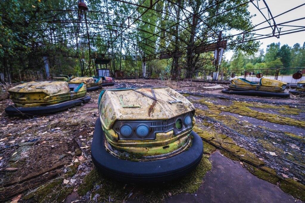Ciudades fantasma, Pripyat