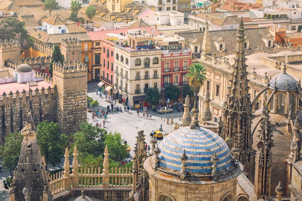 Destinos españoles, Sevilla